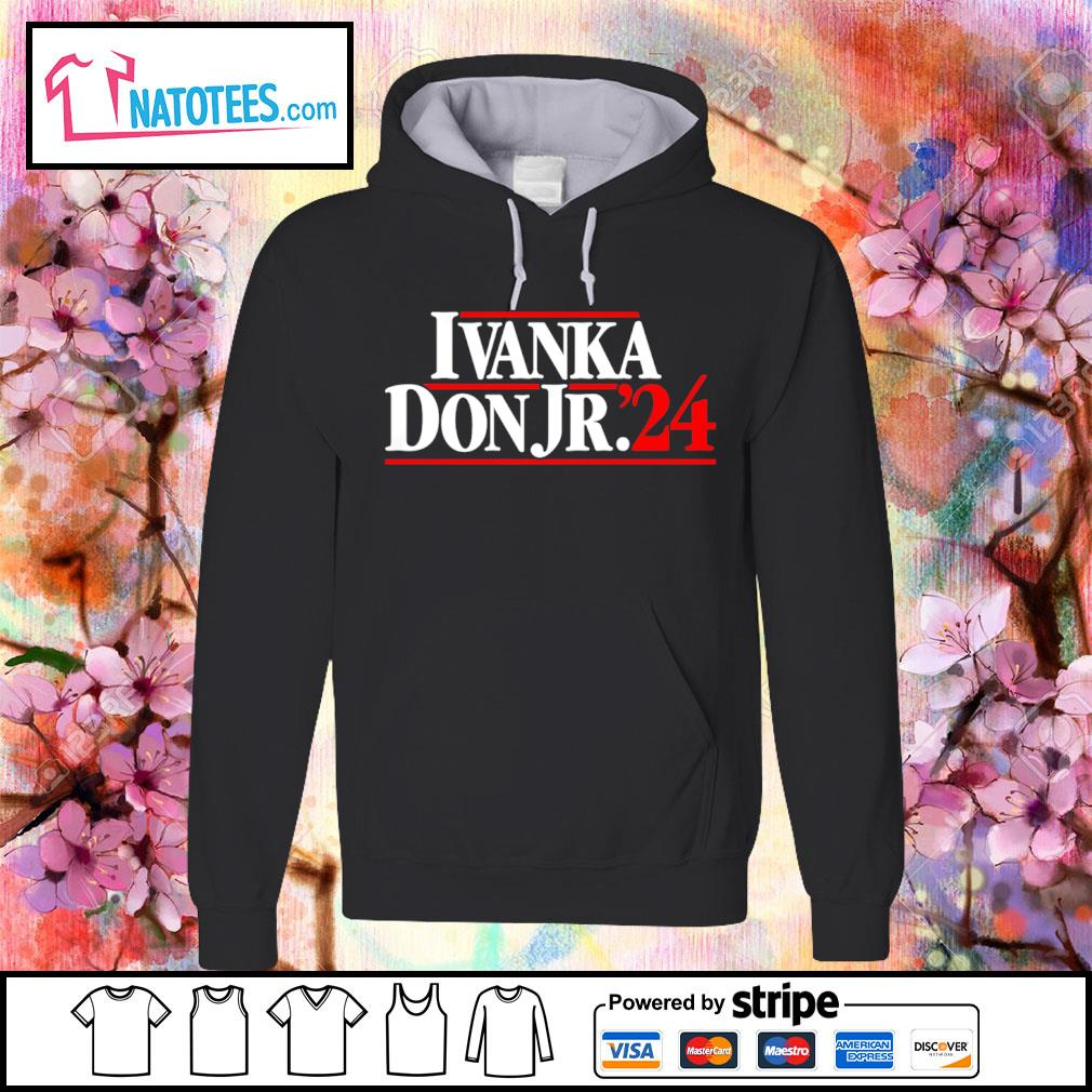 Ivanka Don Jr.'24 s hoodie