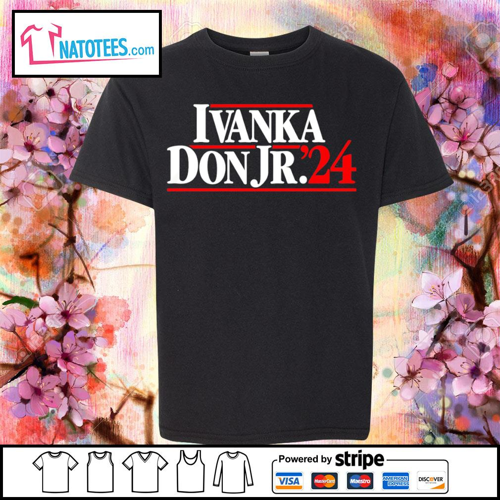 Ivanka Don Jr.'24 s youth-tee