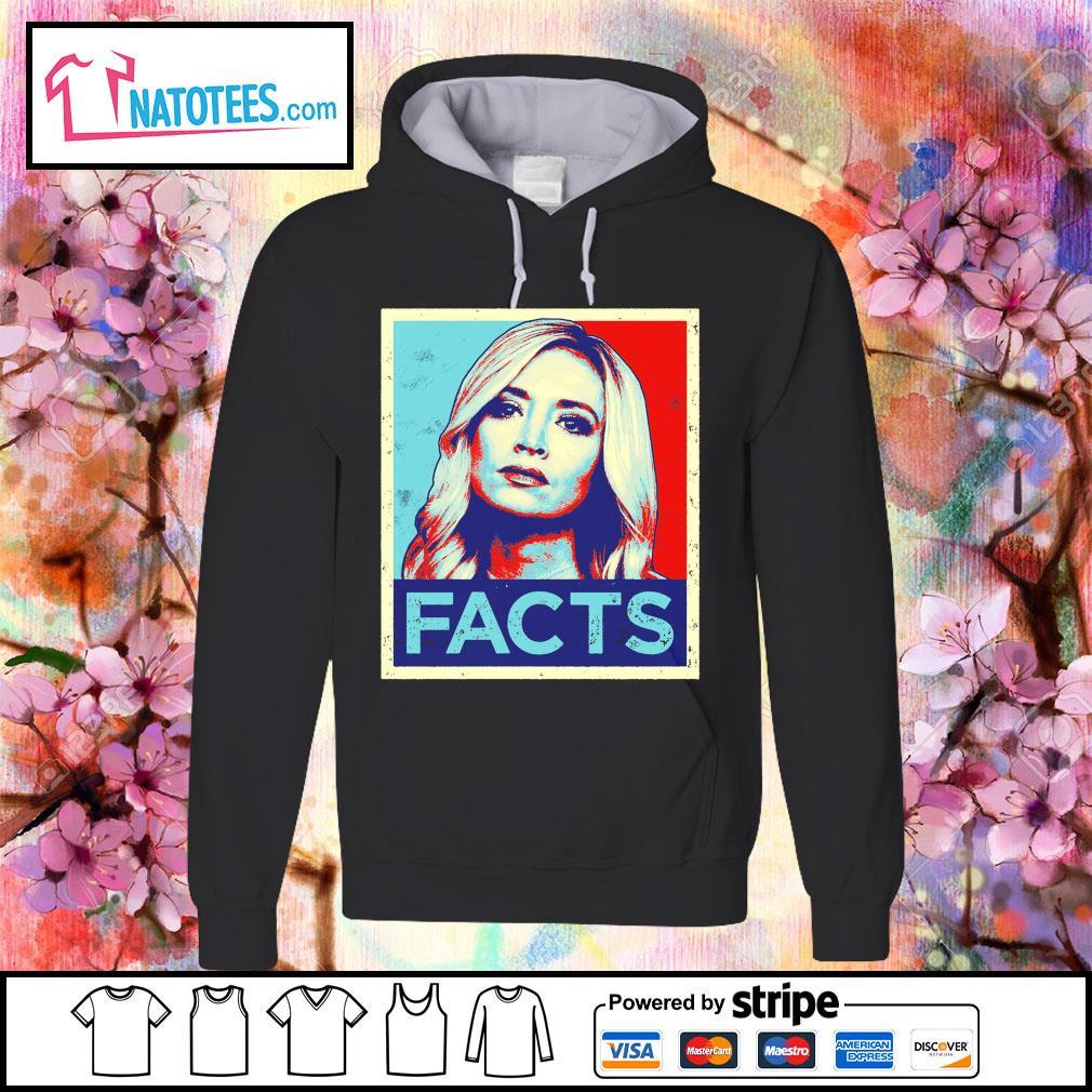 Kayleigh McEnany Facts vintage s hoodie