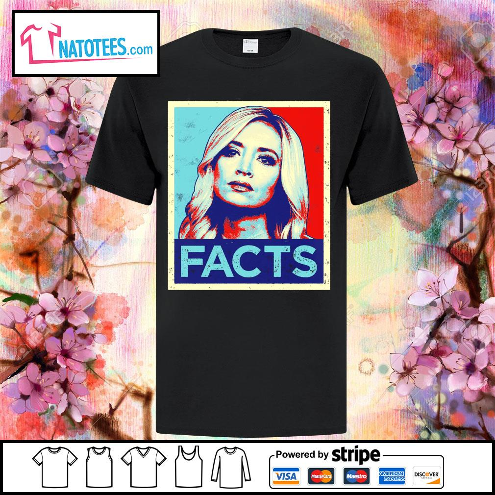 Kayleigh McEnany Facts vintage shirt
