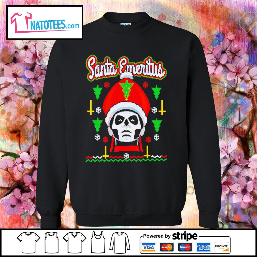 Santa Emeritus ugly Christmas s sweater