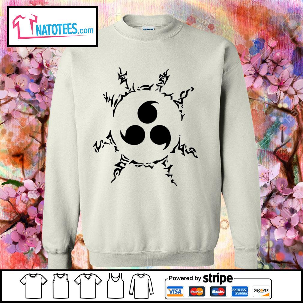 Uchiha Sasuke Curse mark s sweater